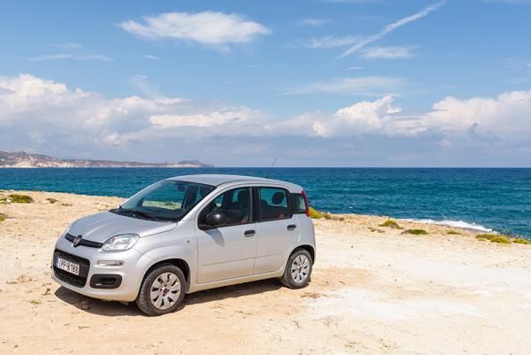 Fiat Panda {or similar}
